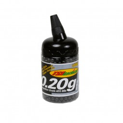 Munition Airsoft Standard 0,20g - 1000