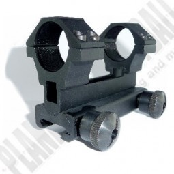 AR15 Carry Handle Ring Mount