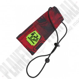 Planet Eclipse Laufsocke - E-Logo Red