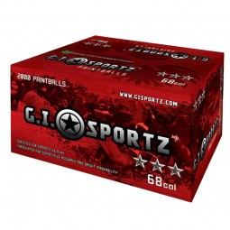 G.I. Sportz 3 Star Paintballs