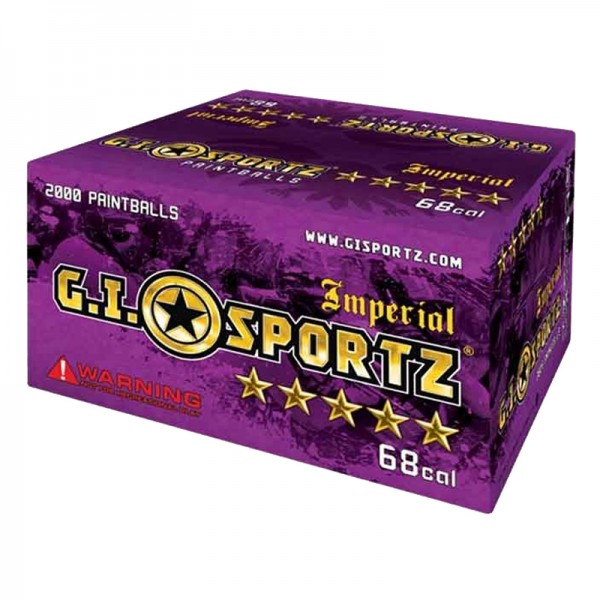 G.I. Sportz 5 Star Paintballs