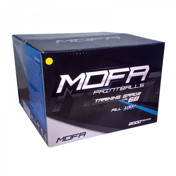 Mofa Paintballs