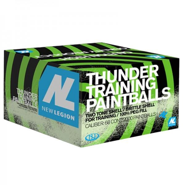 New Legion Thunder Paintballs