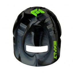 Exalt Tank Grip Black/Lime Swirl