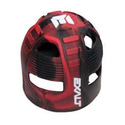 Exalt Tank Grip Black/Red Swirl