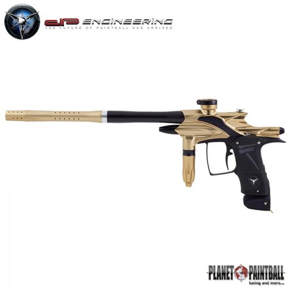 Dangerous Power Fusion Elite Cal.68 gold/black
