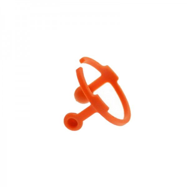 DYE / Proto Balldetent für EyePipe System, einzeln (orange)