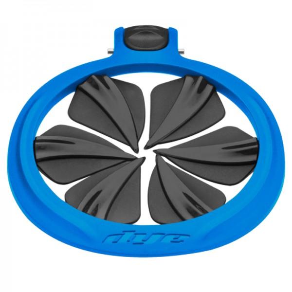 Dye Rotor R2 Quick Feed blau