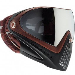 Paintball Maske DYE I4 Thermal Woody