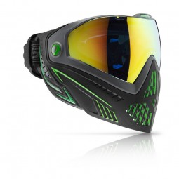 Dye I5 EMERALD Thermal Paintball Maske