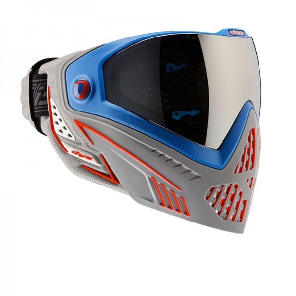 Dye I5 PATRIOT Thermal Paintball Maske