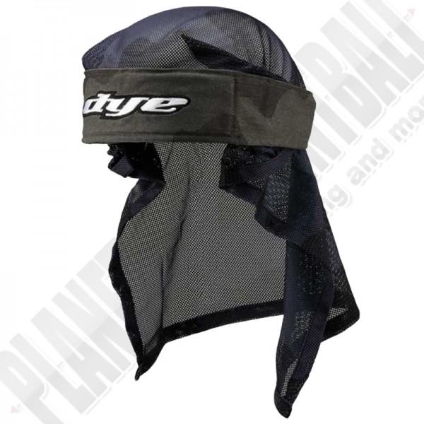 Dye Paintball Head Wrap Bomber black/grey