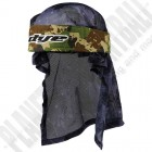 Dye Paintball Head Wrap Global camo