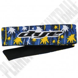 Dye Paintball Head Tie - Cali Gold