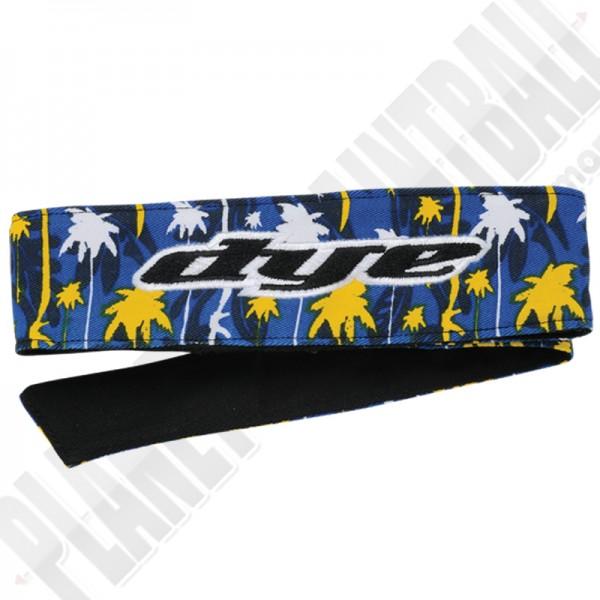 Dye Paintball Head Tie - Cali Gold