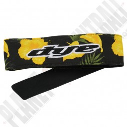 Dye Paintball Head Tie - Floral