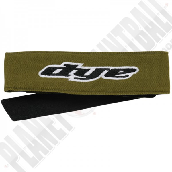 Dye Paintball Head Tie - Olive