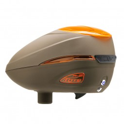 Dye Rotor R2 Loader - Lava / Brown Orange