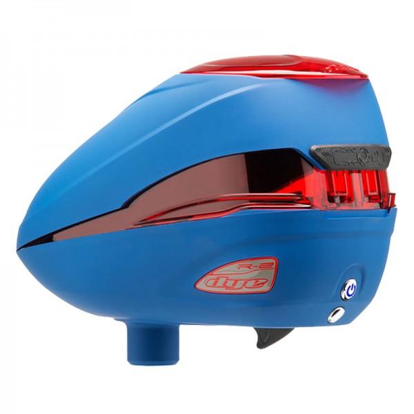 Dye Rotor R2 Loader - Patriot / Blue Red