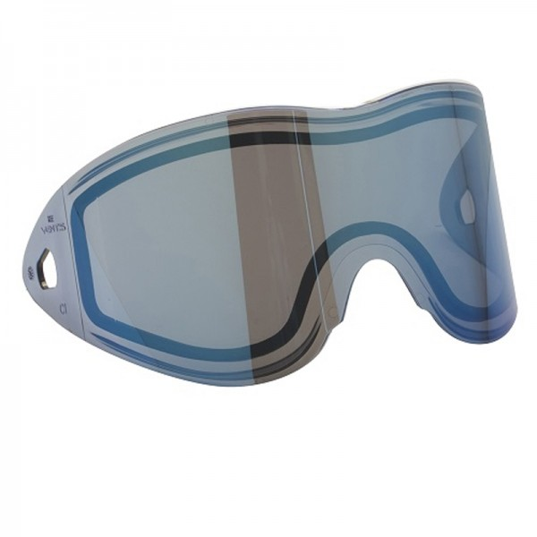 Event / E-Flex Thermal Maskenglas - Mirror Blue