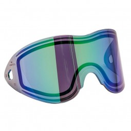 Event / E-Flex Thermal Maskenglas - Mirror Green