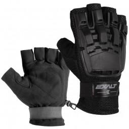 Exalt HardShell Paintball Handschuhe schwarz