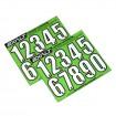 Exalt Loader Sticker Sheet