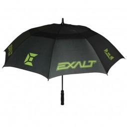 Exalt Regenschirm Umbrella - schwarz/lime