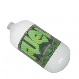 Fuel weiss 1.1L HP SupraLite 300bar Composite Flasche