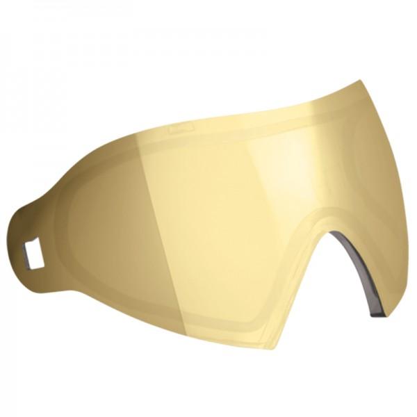 DYE I4 Thermal Maskenglas Dyetanium Smoke/Gold