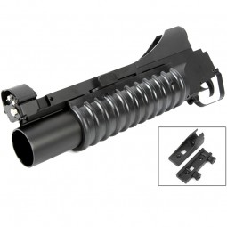 M203 40mm Granatwerfer Kurz (3in1) D'Boys