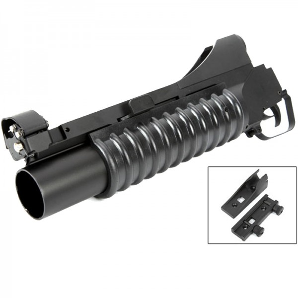 M203 40mm Granatwerfer Kurz (3in1) D'Boys