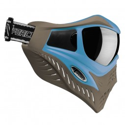 VForce Grill Limited inkl. Thermalglas - Blue on Taupe