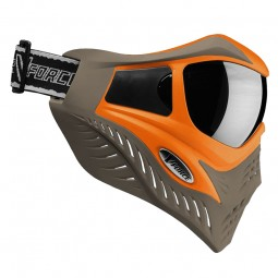 VForce Grill Limited inkl. Thermalglas - Orange on Taupe