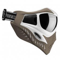 VForce Grill Limited inkl. Thermalglas - White on Grey