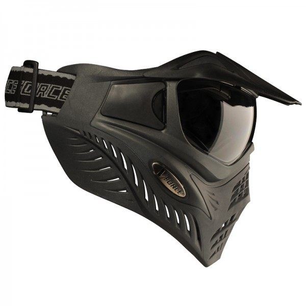 VForce Grill Paintball Maske - schwarz