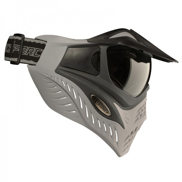 VForce Grill Paintball Maske - grau