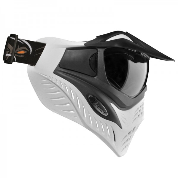 VForce Grill Paintball Maske - weiß