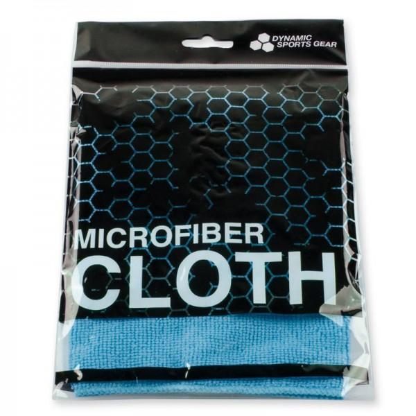 Microfasertuch / Maskentuch blau 30x30cm Dynamic Sports Gear
