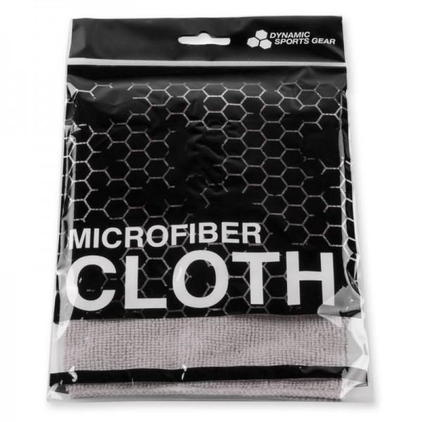 Microfasertuch / Maskentuch grau 30x30cm Dynamic Sports Gear