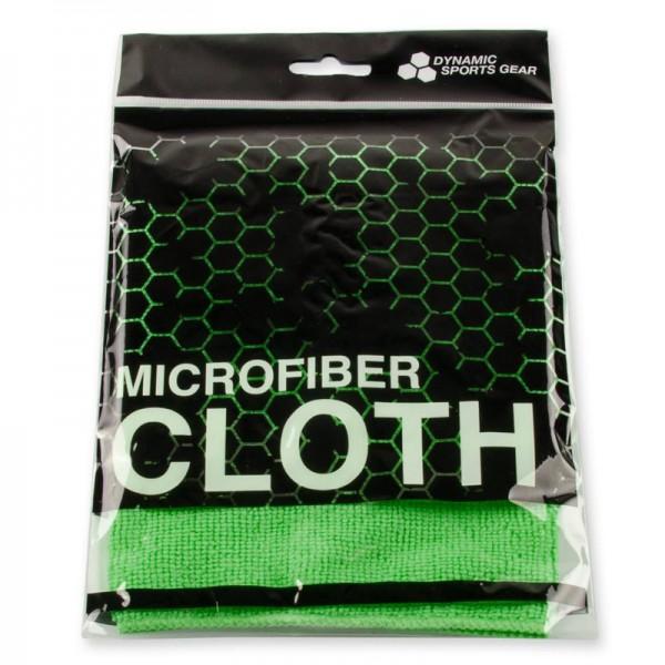 Microfasertuch / Maskentuch grün 30x30cm Dynamic Sports Gear