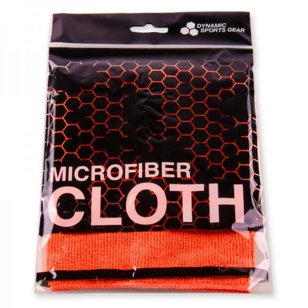 Microfasertuch / Maskentuch orange 30x30cm Dynamic Sports Gear