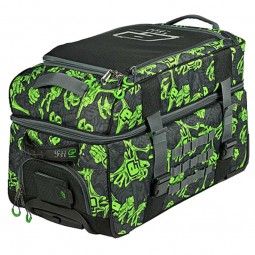 Tasche Eclipse GX Split Compact Bag Zombie Stretch Poison