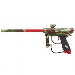 Proto Reflex 2016 Cal.68 Paintball Markierer PGA Camo/Red