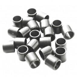 Aluminium Hülsen cal.43 - 100 Stück