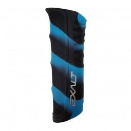 Exalt Shocker RSX Grip Skin Black Teal Swirl