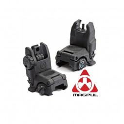 Magpul MBUS Flip Top Replika Sights (Kimme & Korn)