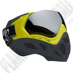 Sly Profit Paintball Maske LE - Highlighter/Grey