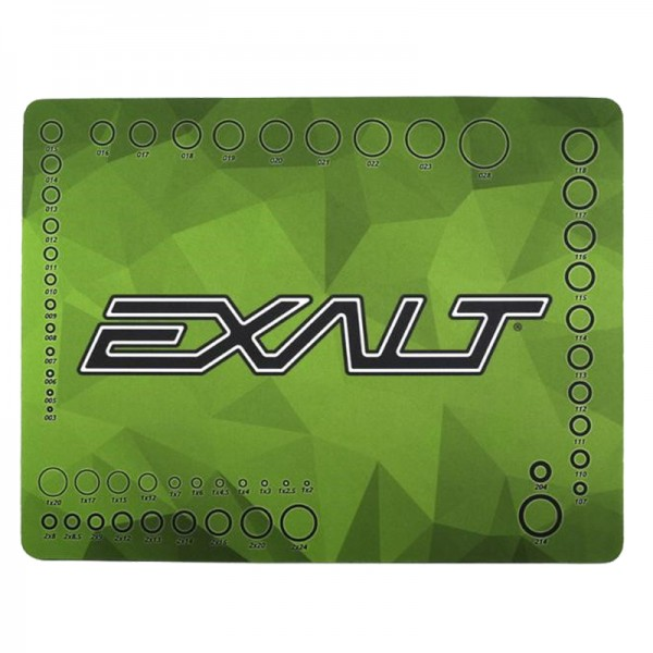 Exalt V2 Techmatte lime