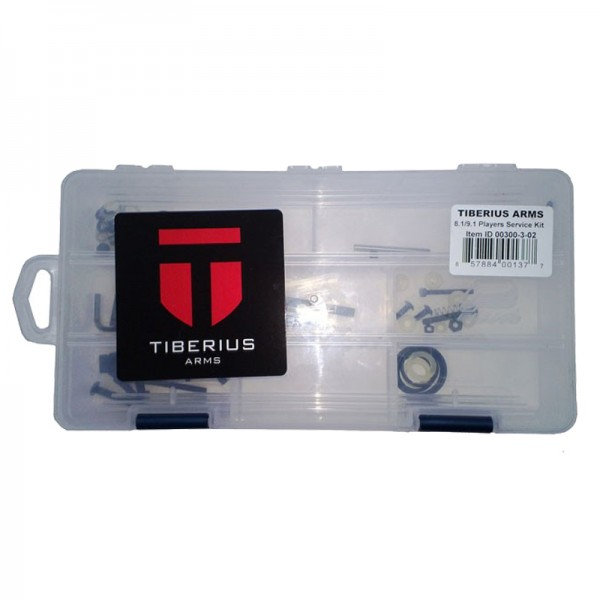 Tiberius Arms T8.1 & T9.1 Players Service Kit